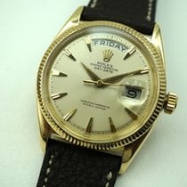 Rolex 6611 B Day Date 18k yellow gold dates 1957