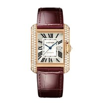 Cartier Tank Francaise Automatic Mens Watch Ref WT100016