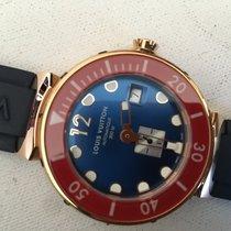 Louis Vuitton Tambour Diver II XL 18k ROSE GOLD