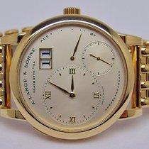 A. Lange & Söhne 101.021 - Lange 1 in 18k GG mit abnehmbar...