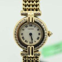 Cartier Colisee 18k Yellow Gold 1.00ct Diamond Boule Bracelet...