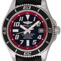 Breitling : SuperOcean 42mm :  A17364 :  Stainless Steel