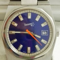 Eberhard & Co. Rare Monoblock case Ref. 25758/316 mm36 blu...