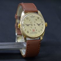 PRINTANIA GENEVE DUAL TIME REF.NO.2365 MANUAL WINDING SWISS WATCH