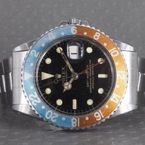 Rolex GMT-Master GILT 1675 -  Box and Papers