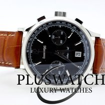 Eberhard & Co. Extra-Fort Chonograph Black  39mm 2007 3663