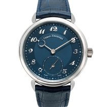 Urban Jürgensen 1140 PT Blue | Limited Edition 1 of 30