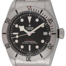 Tudor : Heritage Black Bay Steel :  79730-0001 :  Stainless...