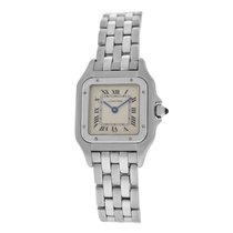 Cartier Authentic Ladies Panthere 1320 Stainless Steel 22MM