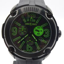 Steelcraft Green Chronograph