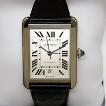 Cartier Tank Solo Automatic Steel [NEW]