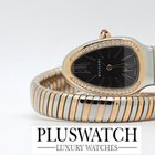 Bulgari SERPENTI TUBOGAS 35MM  SP35BSPGD.1T  NUOVO NEW