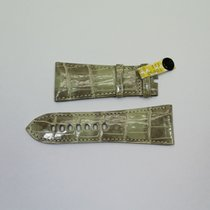 Cartier Krokolederband / Tank Divan / 29,20 / 22,35 Länge 105/75