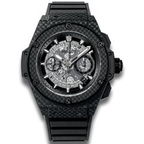 Hublot King Power Unıco Carbon