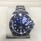 Rolex Sea-Dweller Deepsea Blue