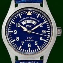 IWC TZC Platinum 39mm Automatic Box&Papers