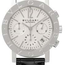 Bulgari Bulgari Bulgari-Bulgari Chronograph BB38WSLDCH.N