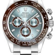 롤렉스 (Rolex) Cosmograph Daytona Platinum 116506LN Ice Blue Index