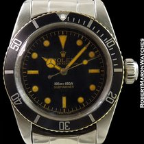 Rolex 6538 Big Crown James Bond Submariner Steel