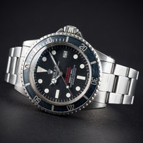 "Rolex OYSTER PERPETUAL DATE ""DOUBLE RED"" SEA DWELLER"