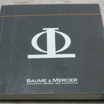 Baume & Mercier vintage booklet  for various models...