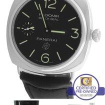 Panerai PAM 380 Radiomir Black Seal Logo 45mm Stainless Watch