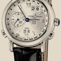 Ulysse Nardin Clаssic GMT ± Perpetual 38.5mm