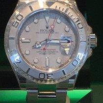 Rolex Yacht-Master in Stahl/Platin-Lünette, LC100