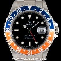 Rolex Stainless Steel Pepsi Bezel GMT-Master Gents 16700