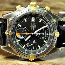 Breitling Chronomat Yachting Gold / Steel 10 Minute Count Down