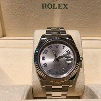 Rolex Datejust II Steel B&P