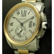 Cartier | Calibre De Cartier, Steel And Rose Gold