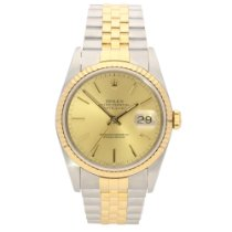 Rolex Datejust 16233 – Gents Watch – Champagne Dial - 1991