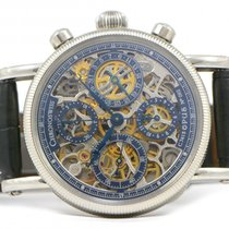 Chronoswiss Opus Chronograph Skeleton CH 7523 38mm Limited...