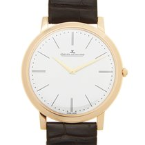 Jaeger-LeCoultre Master Ultra Thin 18k Rose Gold White Manual...