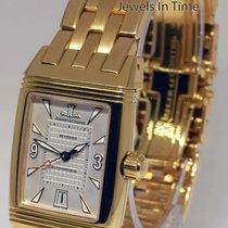 Jaeger-LeCoultre Reverso Gran Sport 18k Gold Watch Box/Books...