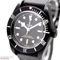 帝陀 (Tudor) Heritage Black Bay Dark Ref-79230DL Stainless Steel...