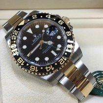 Rolex GMT-Master II Steel/Gold ref. 116713