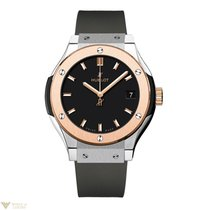 Hublot Classic Fusion 33 MM Titanium Women's Watch