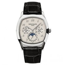 Patek Philippe Grand Complications 37mm Cushion Shaped White...
