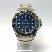 Rolex SEA-DWELLER DEEPSEA D-BLUE 44MM
