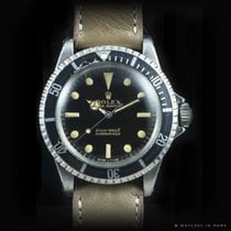 Rolex Submariner ref 5513 gilt dial