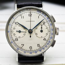 Longines Rare Vintage 13ZN Chronograph SS (23996)