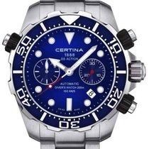Certina DS Action Diver Automatik Chronograph C013.427.11.041.00