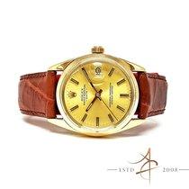 롤렉스 (Rolex) Vintage Oyster Perpetual Date Gold Cap Ref 15505...