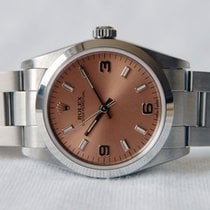Rolex Oyster Perpetual Midsize - Pink dial - Mint condition