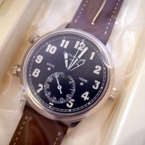 Patek Philippe Calatrava Pilot Travel Time sealed - 5524G-001