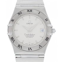 Omega Constellation Stainless Steel 368.1201 Automatic