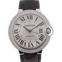 Cartier Ballon Bleu 40 White Gold