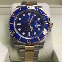 Rolex Submariner Date 18K Yellow Gold/Stainless Steel/Blue Dial